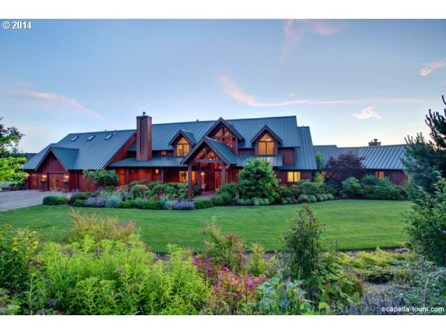 Beautiful Luxury Home w/ 80 Acres in Eugene